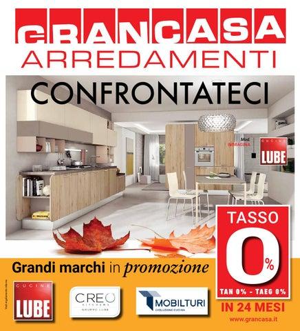 Letto Contenitore Grancasa.Grancasa Cat Autunno2015 By Mobilpro Issuu