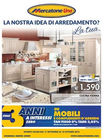 Mercatone Uno Tavoli A Ribalta.Volantino Offerte Offerte Catania