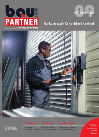 3D Software Relazzo Terren Konfigurator Von Rehau   Baustoff Partner September 2015 By Sbm Verlag Gmbh Issuu