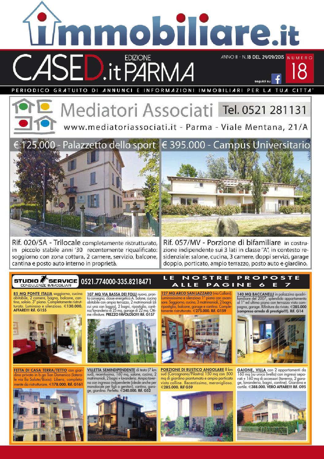 Casedparma N 18 By Press One Srl Issuu