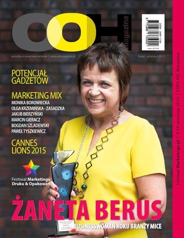 15e9f5d74b OOH 2 2015 Kwiecień by OOH magazine - issuu