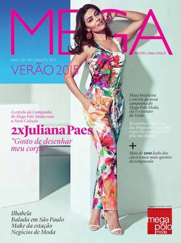 6ba2e1cabe Revista MPM Primavera Verão 2015 by Mega Polo Moda - issuu