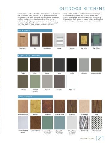 Brown Jordan Catalog 2016 Web By Brown Jordan Issuu