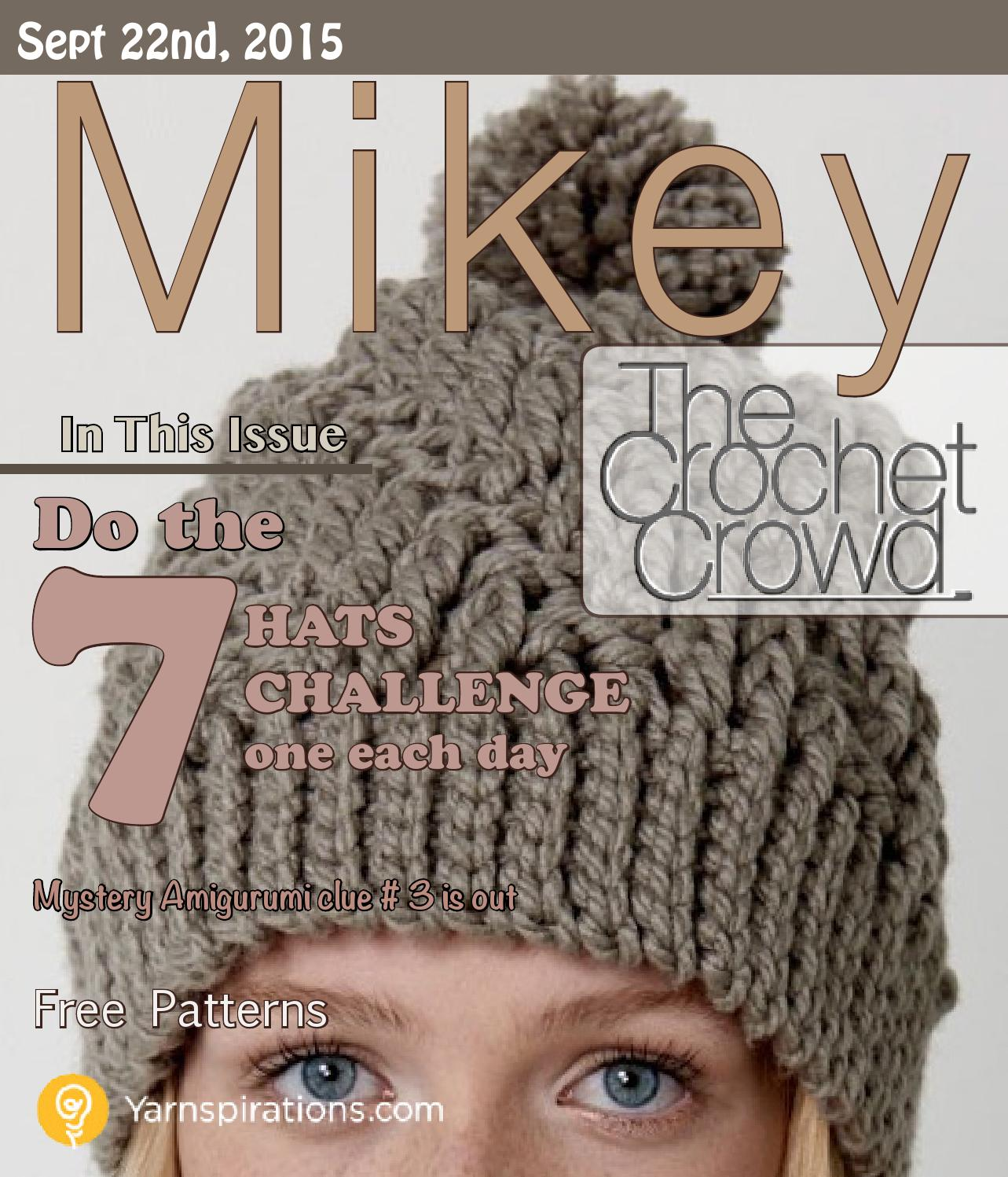 Amigurumi Magazine Download : Mikey magazine sept by the crochet crowd issuu