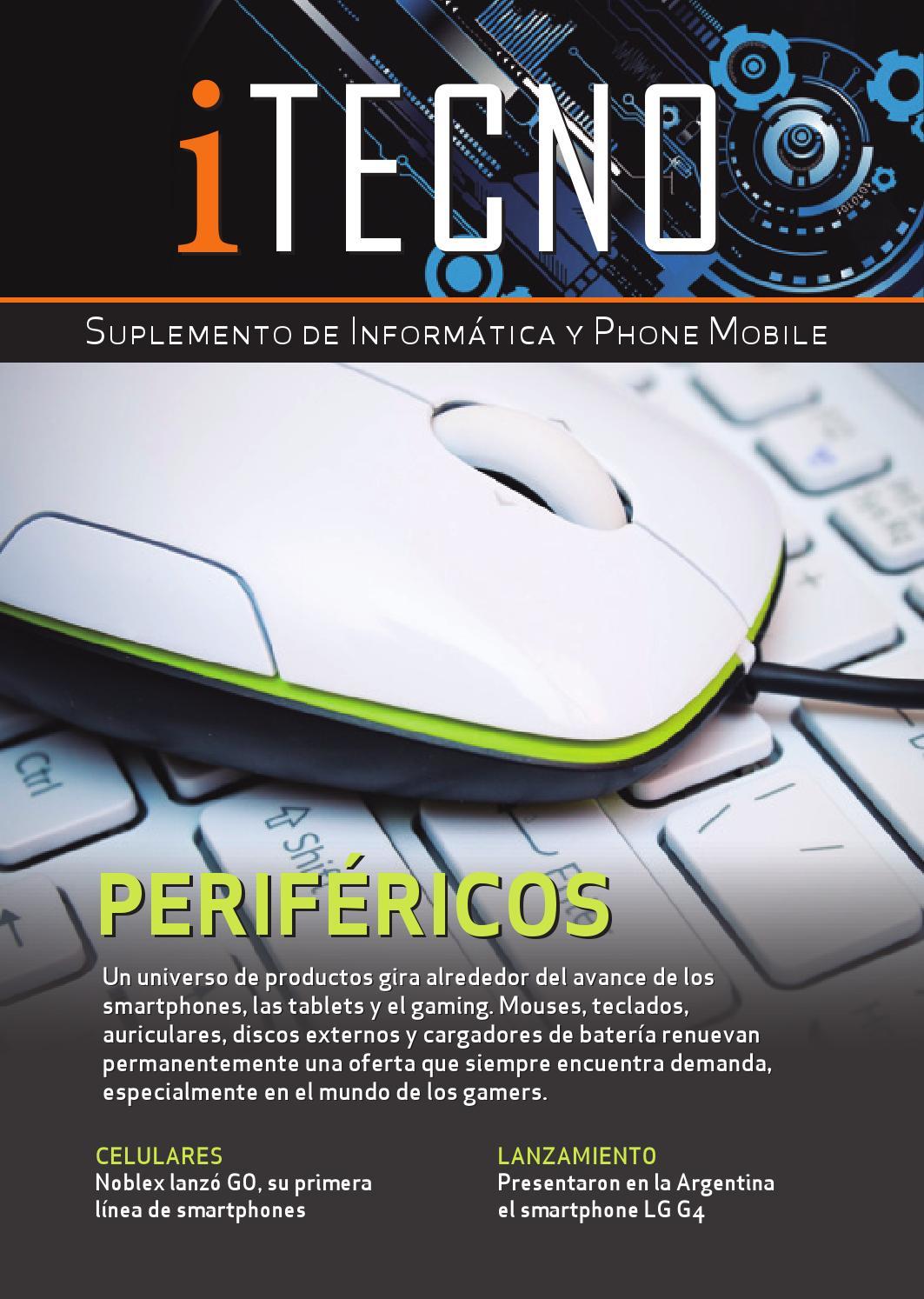 f7a5981a38e Suplemento iTecno - Edición 105 by Grupo Eletrolar - issuu