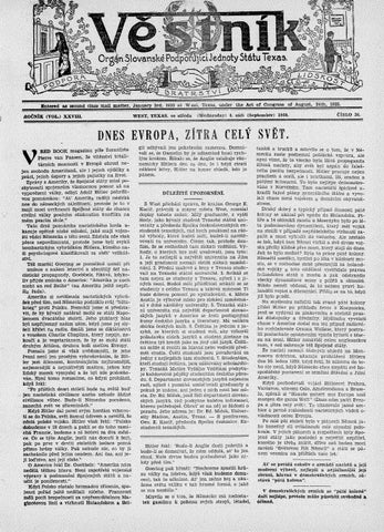 Vestnik 1940 09 04 by SPJST - issuu 549e7116ed