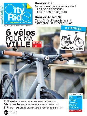 01d37f1b8bd12 City Ride 28 by Editions Blue Ride - issuu
