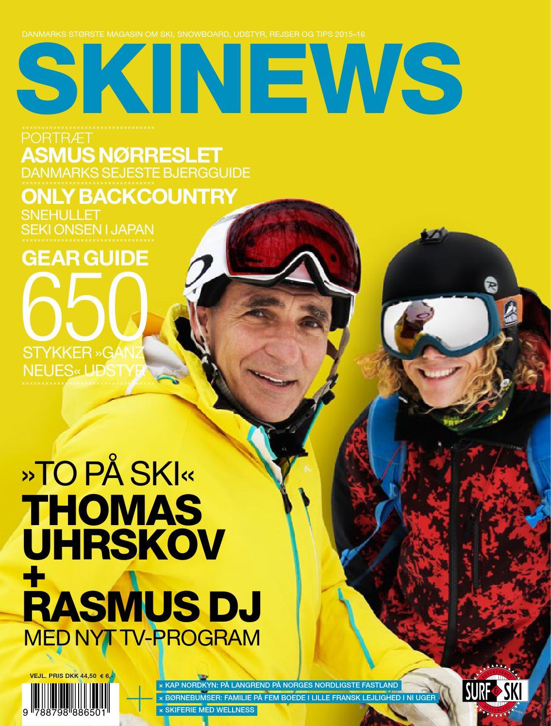 b4256086cd7 Skinews 2015 16 Surfline by Surf & Ski Danmark - issuu