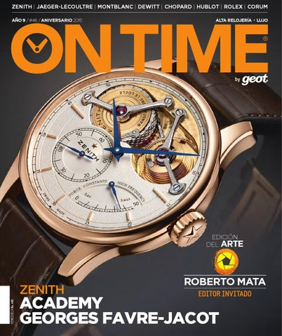 71322adeaba8 On Time Aniversario 2015 by Geot  Grupo Editorial On Time  - issuu