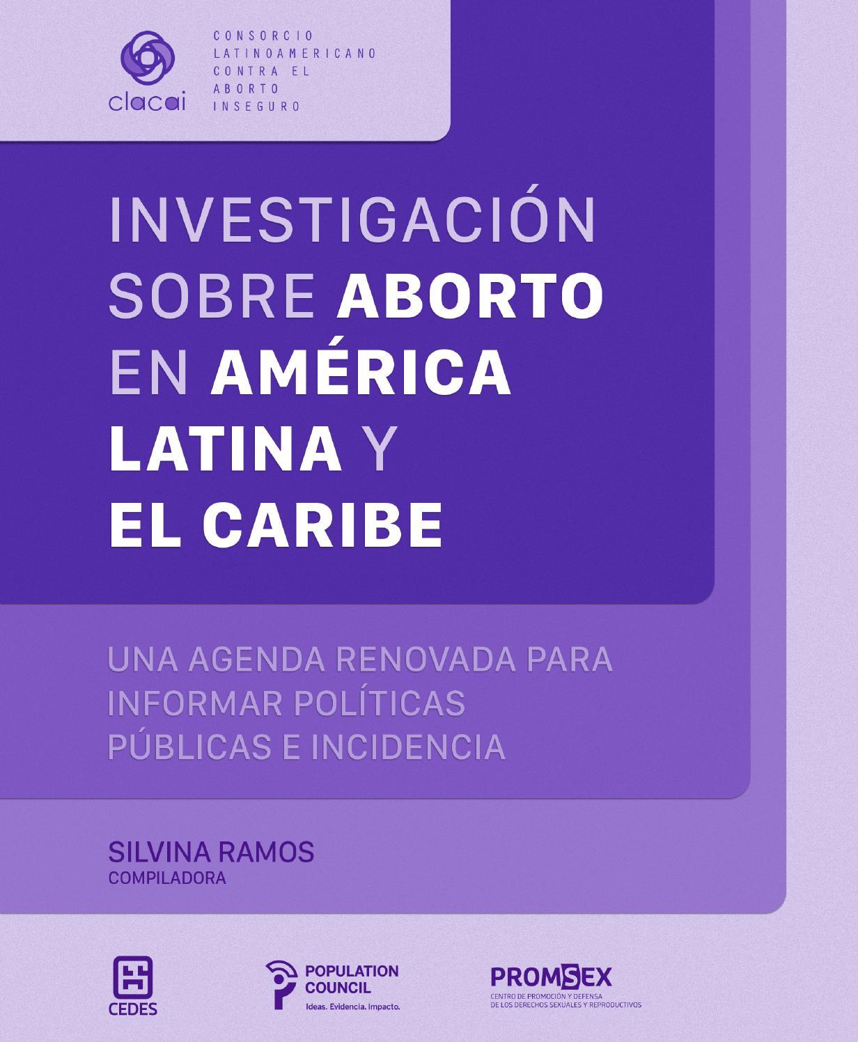 Investigación sobre aborto en LAC by Promsex - issuu