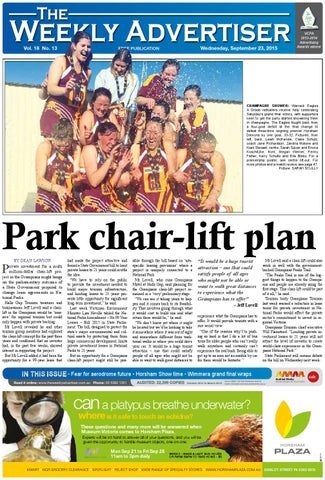 ba7a132e8500 The Weekly Advertiser - Wednesday