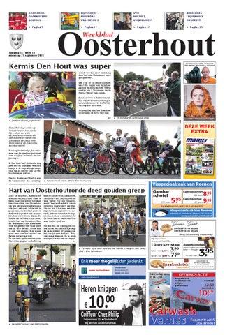 90fcced1d9201d Weekblad Oosterhout 23-09-2015 by Uitgeverij Em de Jong - issuu