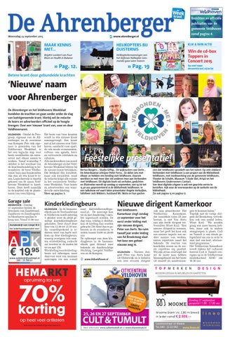 90ff08fdd3151e Berichten en officiële publicaties van de gemeente Veldhoven vanaf pagina 4.