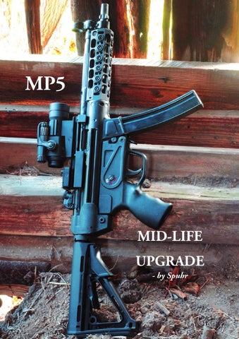 LES - SPUHR of Sweden, Mp5 mid life upgrade 2014 by LES