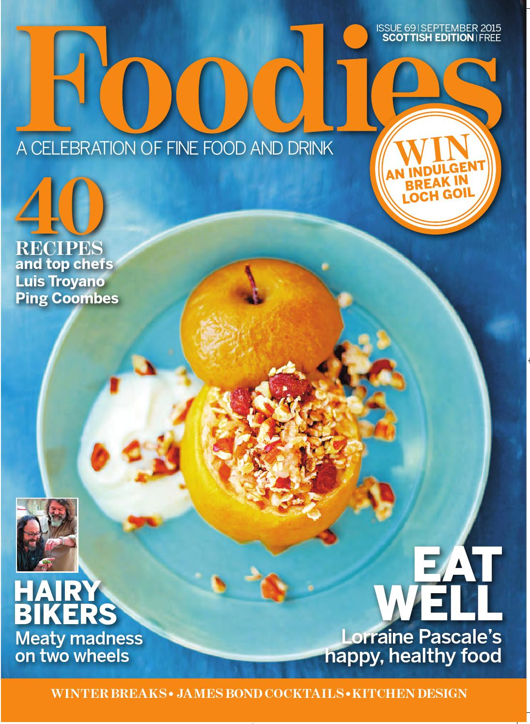 Foodies Magazine September Issue 2015 by Media Company Publications ...