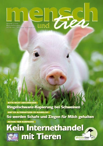 8ad185ccc9 mensch & tier 03/2015 by aktion tier - issuu