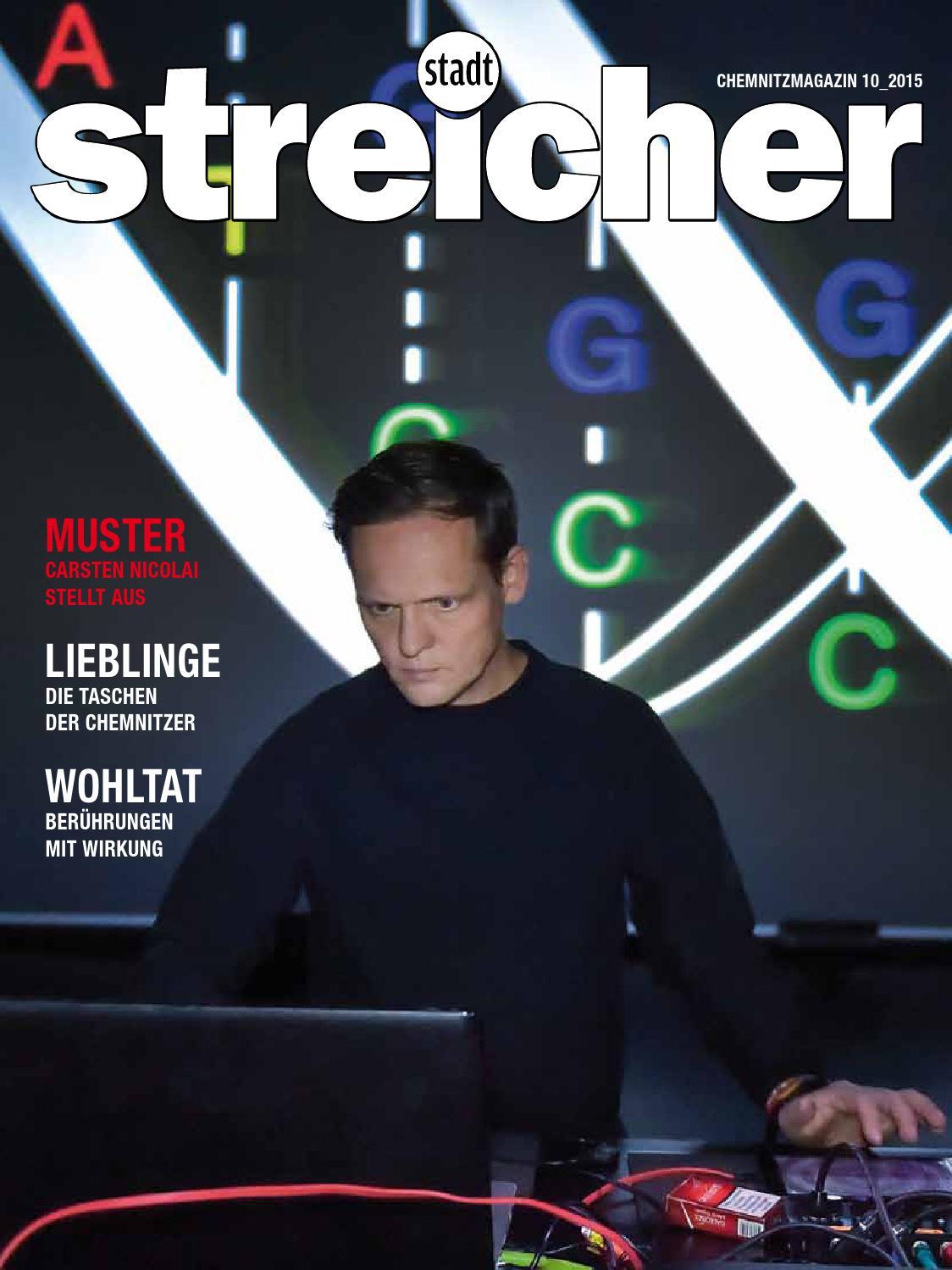 Stadtstreicher Stadtmagazin 10 15 By