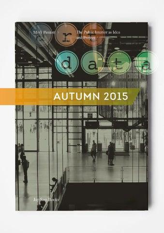 Art Data Catalogue Autumn 2015 By Art Data Issuu