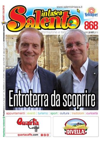 SALENTO IN TASCA 868 by SALENTO IN TASCA - issuu b69f929dda6