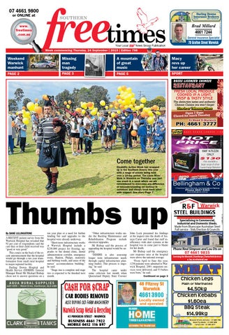 9af073df8fbf Southern Free Times - 24th September 2015 by Star News Group - issuu