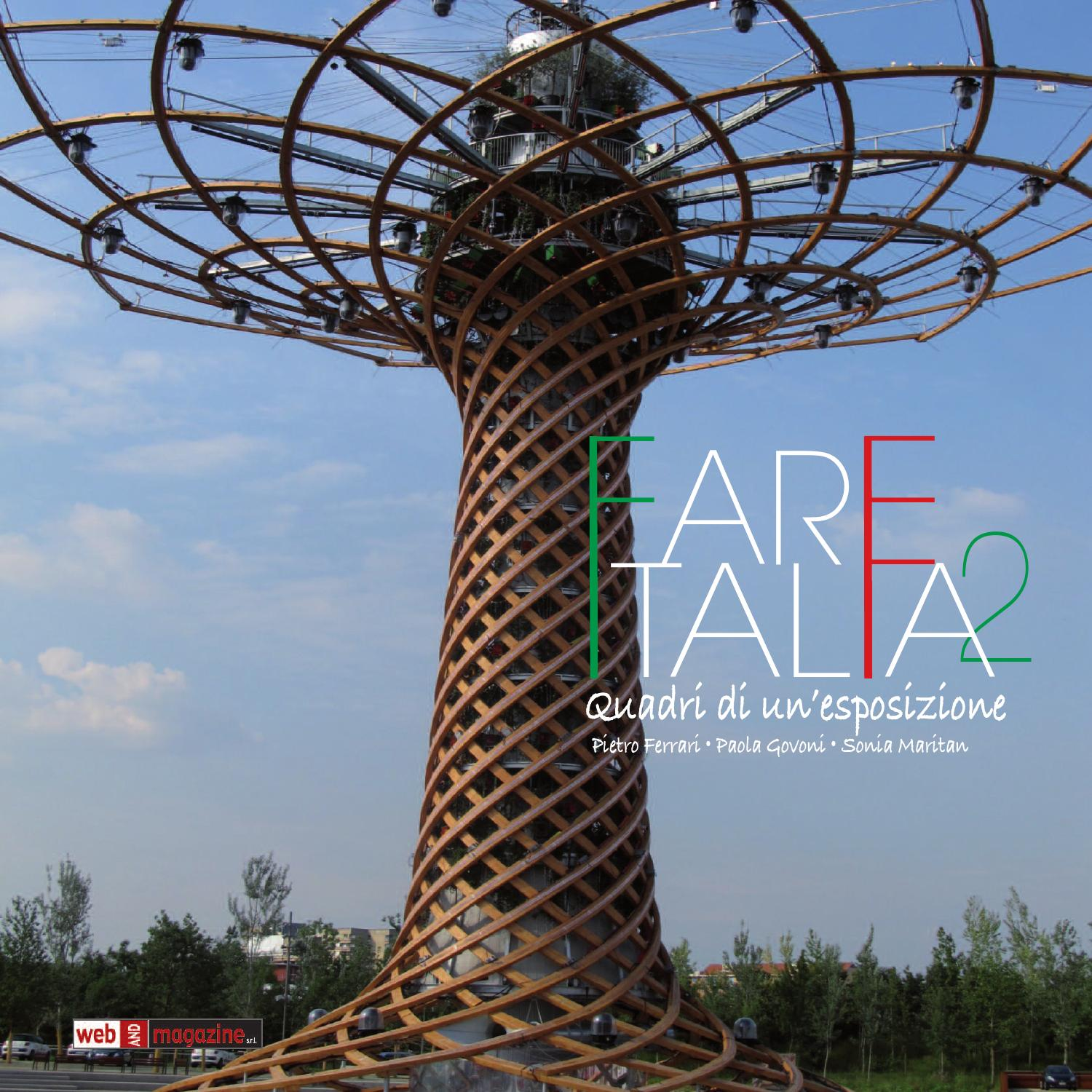 FAREITALIA EXPO 2 by Web and Magazine s.r.l. - issuu 98fff2a4e2f