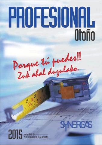 Campaña herramientas profesional Otoño 2015 by Ramon Alvarez - issuu d9fffce2e243