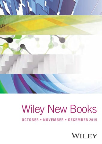 Wiley new books oct dec 15 by wiley india issuu page 1 fandeluxe Choice Image