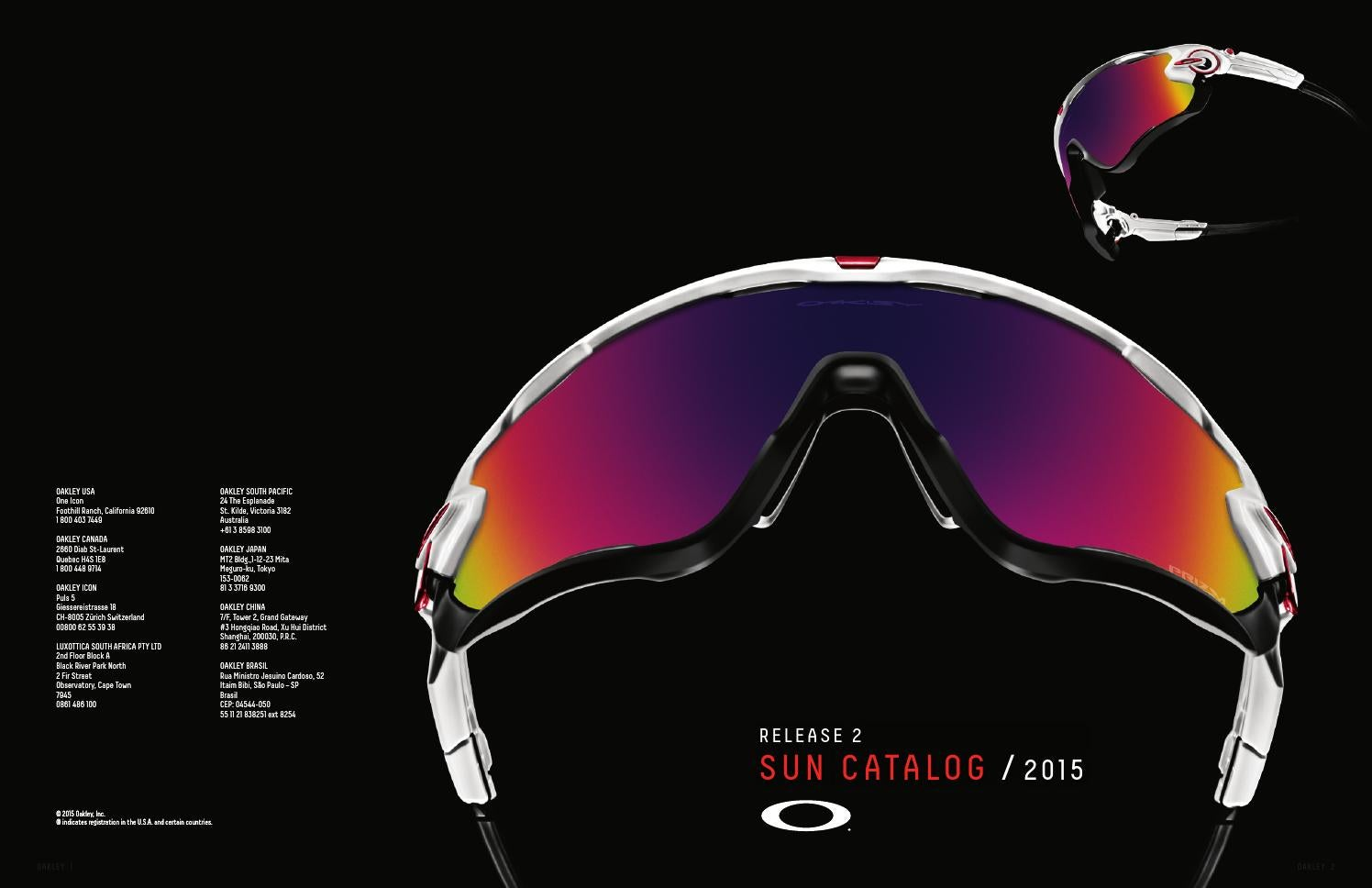 da333bd8eb2 R2 eyewear catalog(1) by Matthew Weisman - issuu