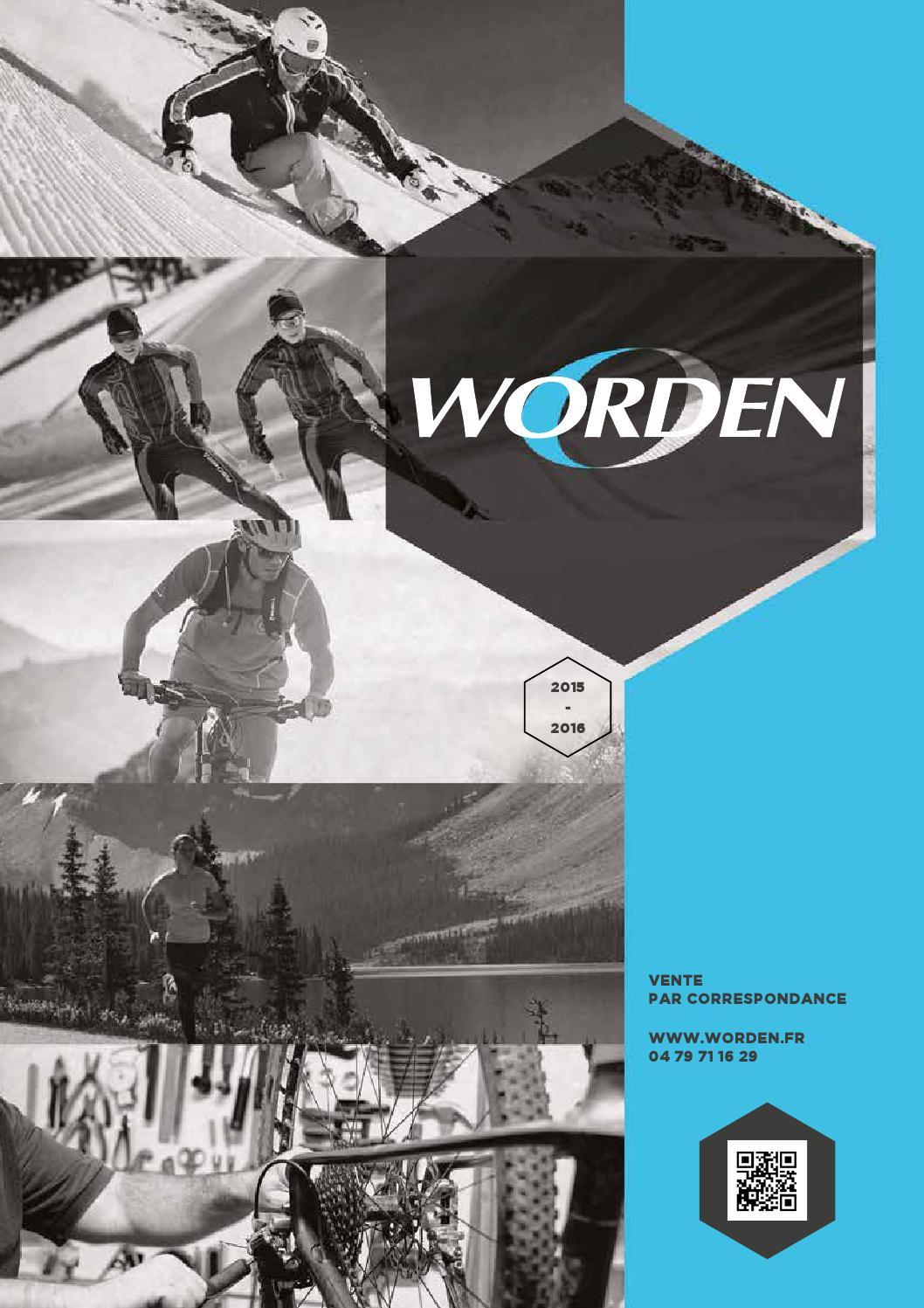 Worden Catalogue 20152016 by Effet Boomerang