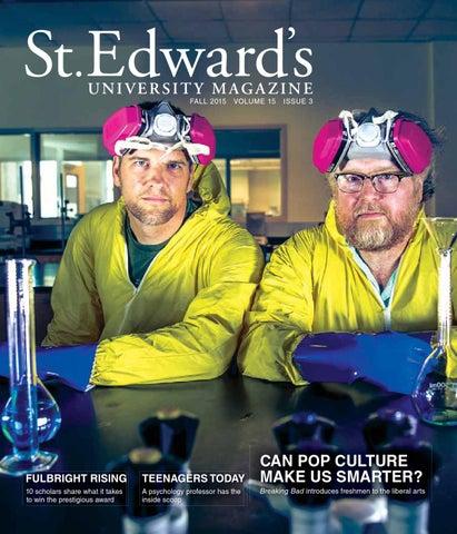 890fdab9089b St. Edward s University Magazine Fall 2015 by St. Edward s ...