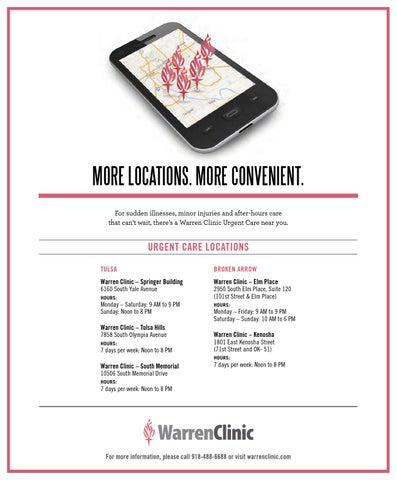 Warren springer clinic tulsa