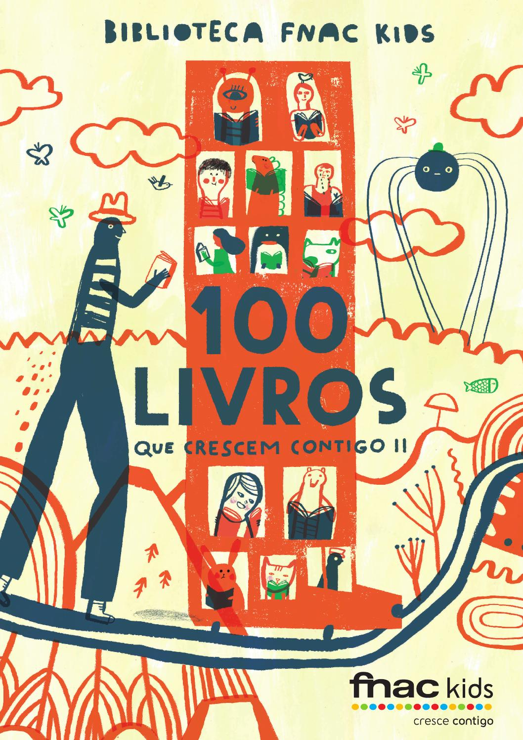 Biblioteca Fnac Kids by Fnac Portugal - issuu