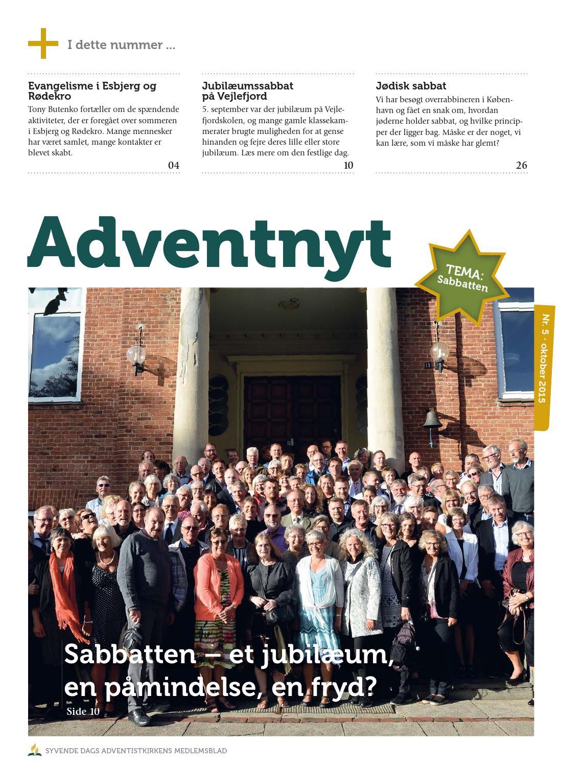 5287b455fc51 2015-5 Adventnyt by Adventistkirken - issuu