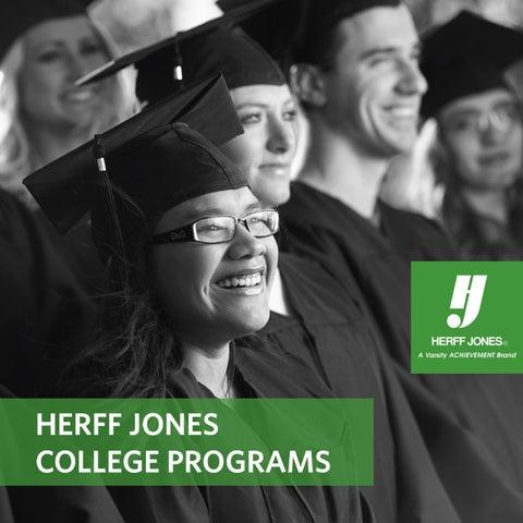 Herff Jones College Division Catalog 2016 By Herff Jones Issuu