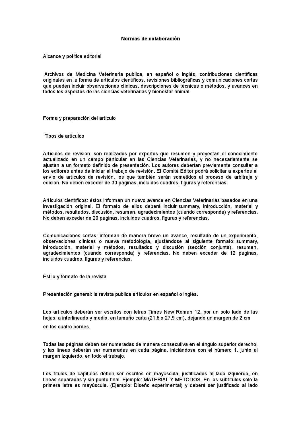 Archivos medicina veterinaria by Pabelco - issuu