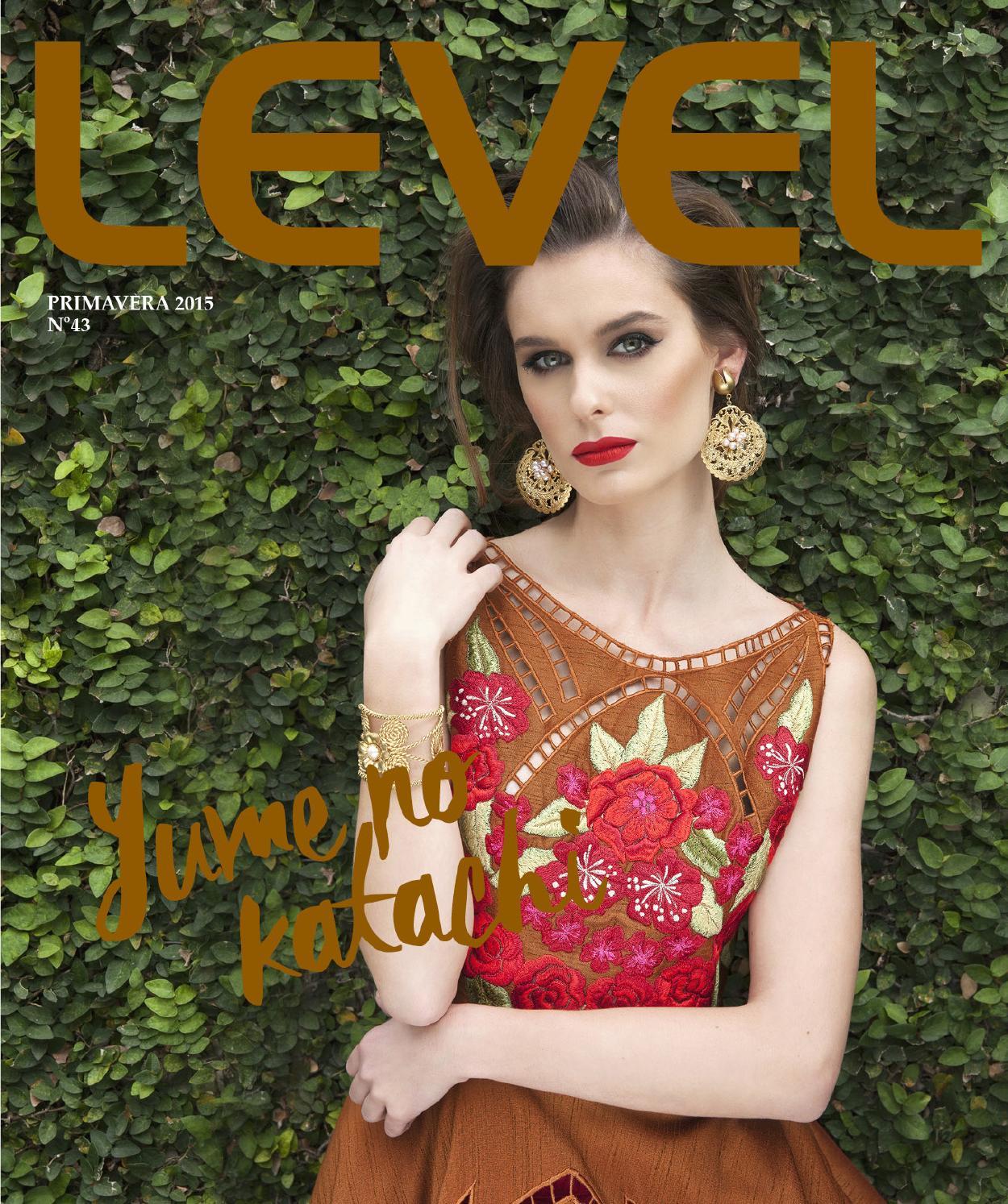 a24b4eae4 Level Edicion #43 Primavera 2015 by Revista Level - issuu