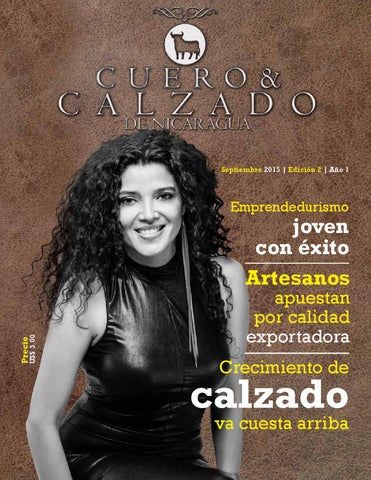 a081cb7902b8e Cuero   Calzado de Nicaragua 2da edición by Muestra - issuu