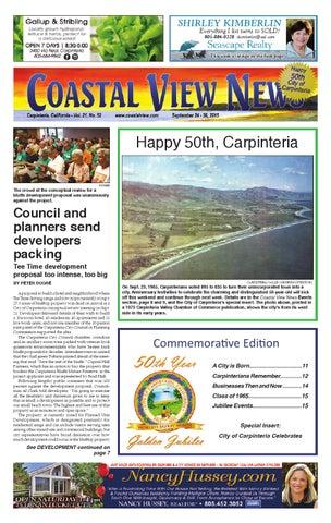 Cvn 092415 By Coastal View News Issuu