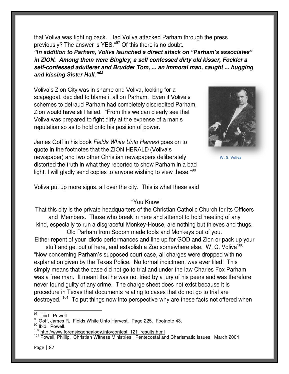 20th Century Apostolic Reformation Volume 1 by Life Network