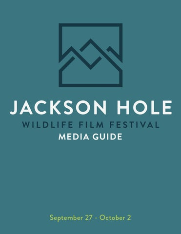 0b608140a 2015 Media Guide by Jackson Hole WILD - issuu
