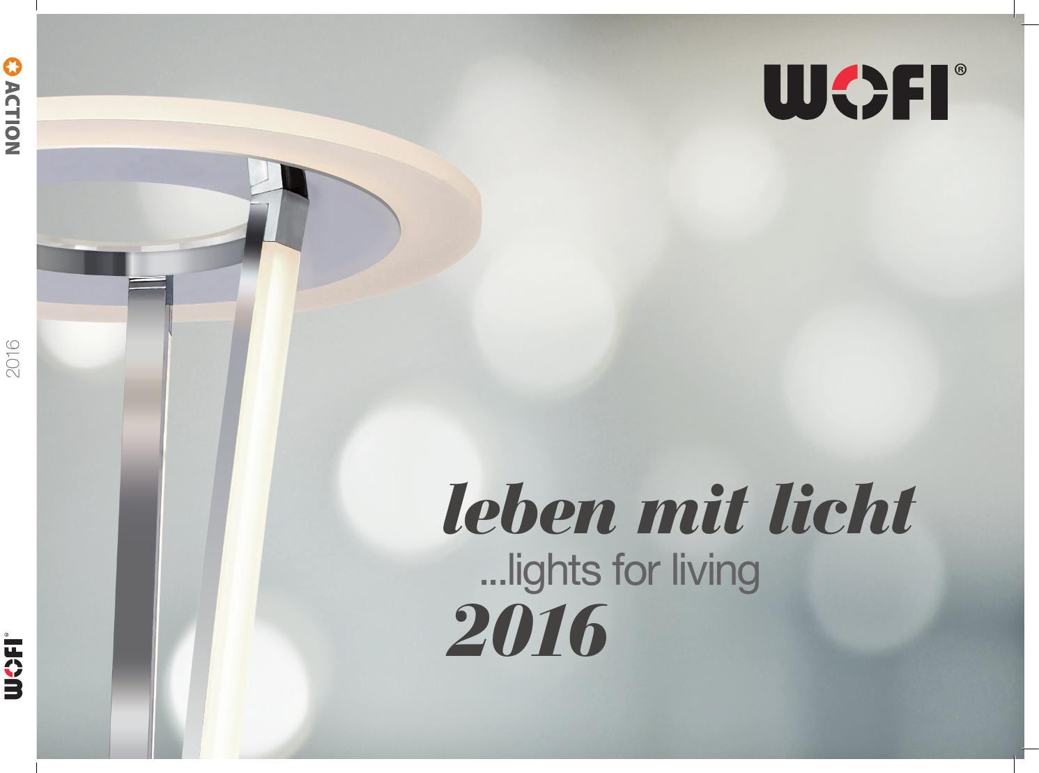 Wofi 2016 Action 2016 Website Anordnung By Lampen Shop Issuu