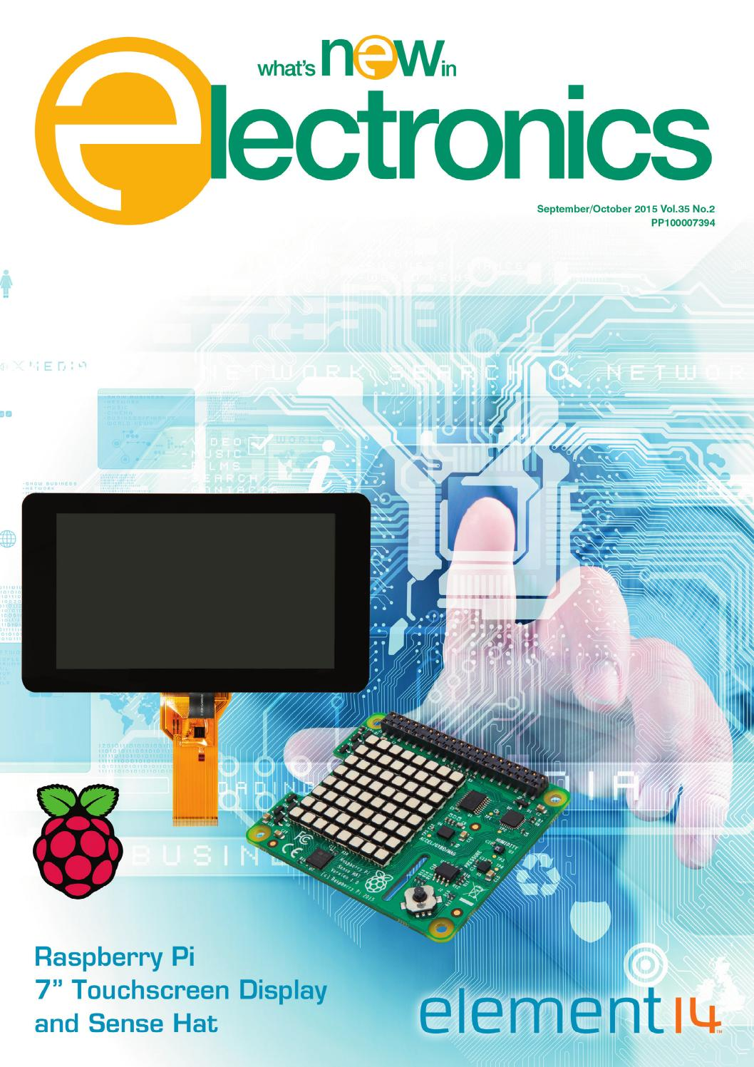 Whats New In Electronics Sep Oct 2015 By Westwick Farrow Media Issuu Arduino Projects Digital Voice Recorder Part 2 Apc