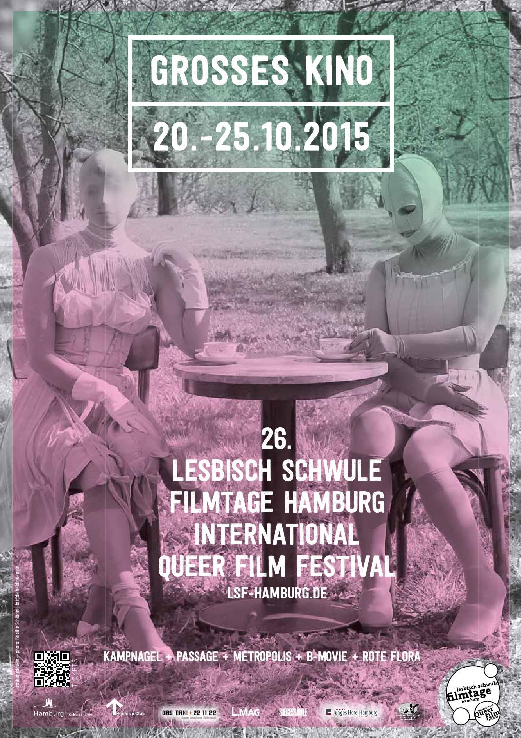 LSF 2015 by Lesbisch Schwule Filmtage Hamburg International Queer ...