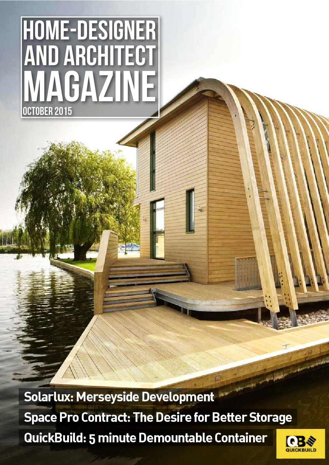 Home Designer & Architect - October 2015 by Jet Digital Media Ltd ...