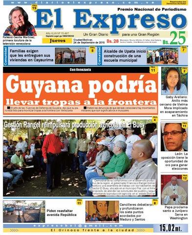 EXPRESO2492015 by cruz - issuu
