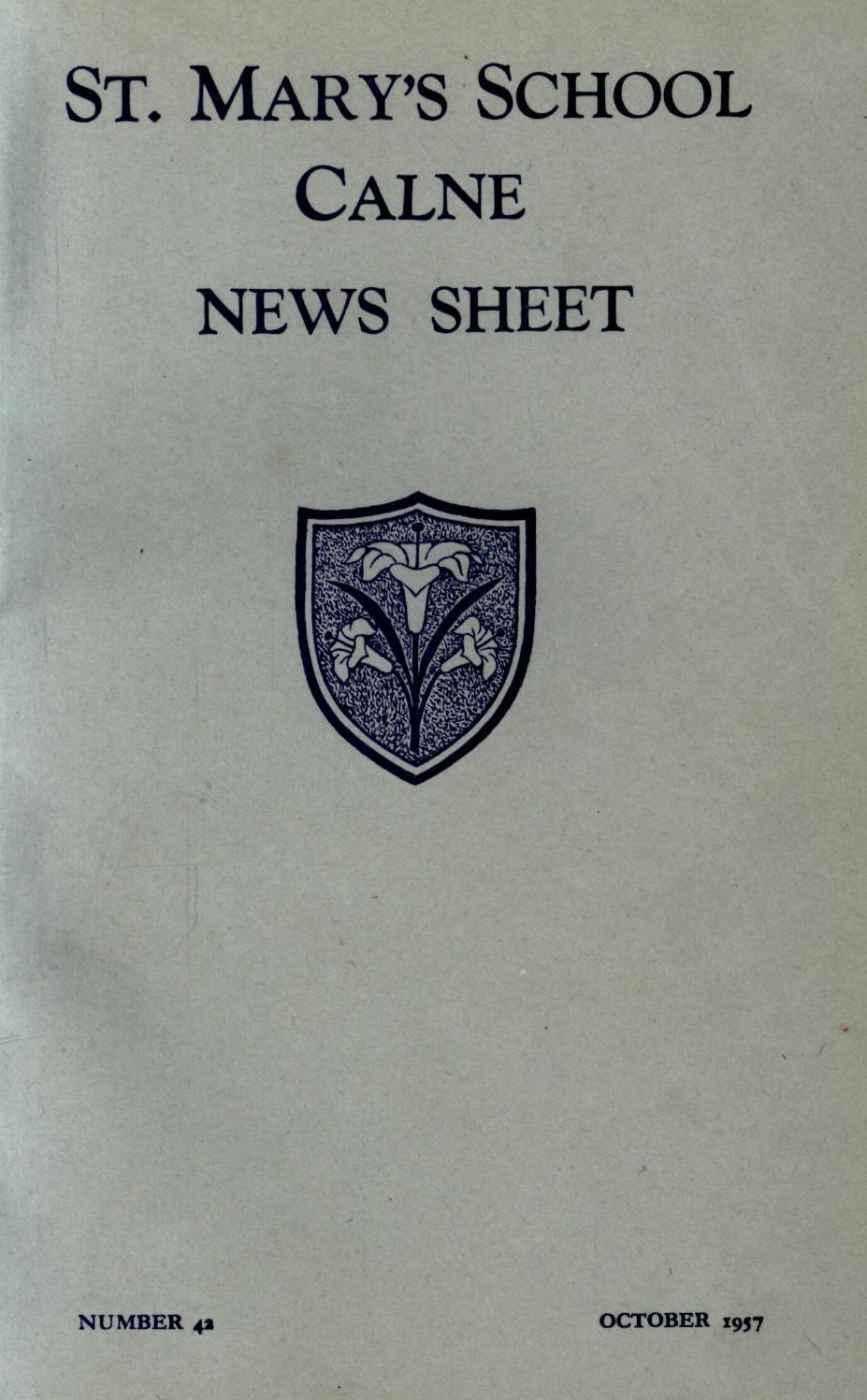 53c37b5995f St Mary s Calne News Sheet - 42 by St Mary s Calne - issuu