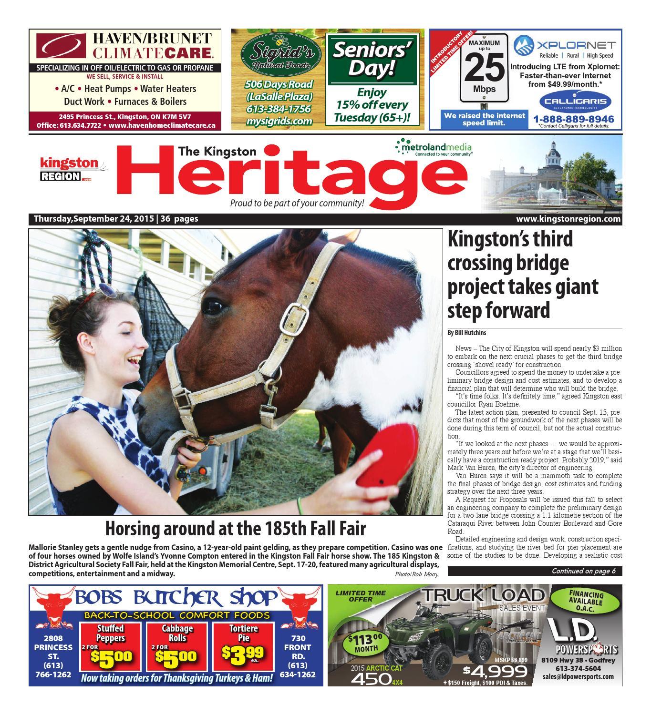 Kingston092415 by Metroland East - Kingston Heritage / Real Estate Guide -  issuu