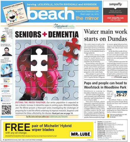The Beach Mirror, September 24, 2015 by The Beach Mirror - issuu