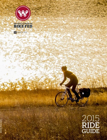 8390d40f0 Wisconsin Bike Fed Magazine Ride Guide