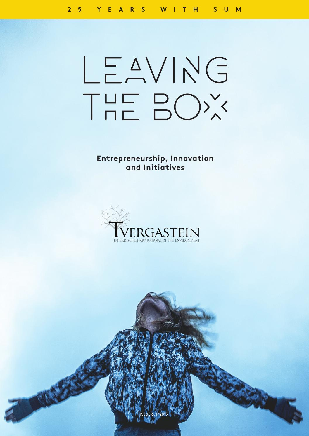 Tvergastein Issue #6 by Tvergastein Journal - issuu